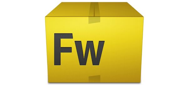 Logo Adobe Fireworks