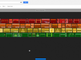 Google : Easter egg Atari Breakout