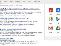 Google : Lanceur d'applications
