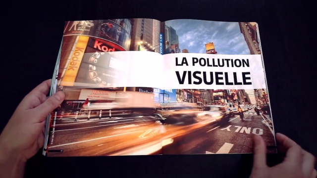 Marketing : Pollution visuelle