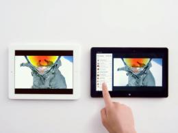 Tablettes tactiles : Windows 8 Vs iOS