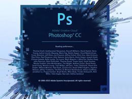 Adobe Creative Cloud : Photoshop CC