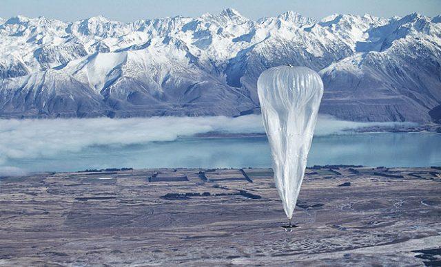 Google Ballons
