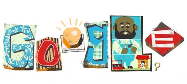 Google : La Fête des Pères en doodle animé