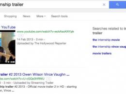 Google : Résultats vidéo en emphase pour les tablettes