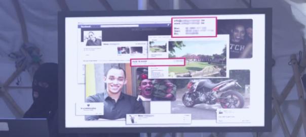 Internet : Les risques du partage de données personnelles