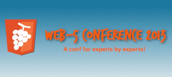 Logo Web-5 Conference 2013