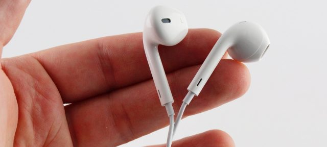 Ecouteurs Apple Hearphones