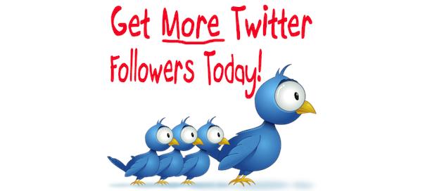 Twitter : Mass-following