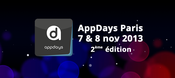 AppDays Paris 2013