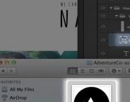 Adobe Generator : Découpage automatique de calques PS