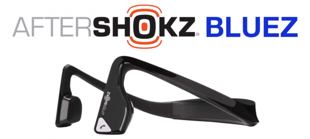 AfterShokz Bluez : Casque audio bluetooth par vibration osseuse