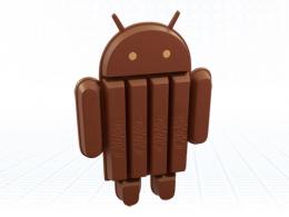 Logo Android 4.4 KitKat