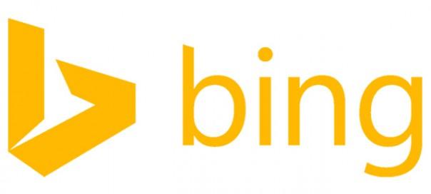 Bing : Nouveau Logo et nouveau design