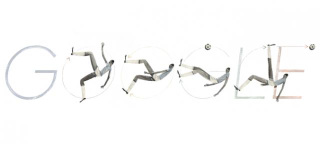 Google : Doodle Leônidas da Silva