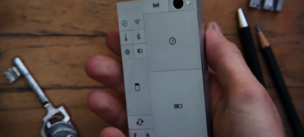 Phonebloks : Le smartphone modulaire et évolutif
