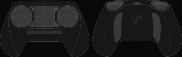 Steam : Schema Manette