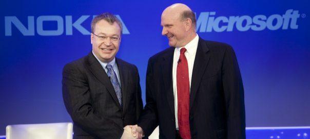 Nokia : Division téléphonie mobile rachetée par Microsoft