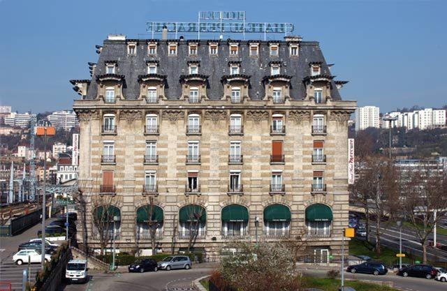 Château Perrache