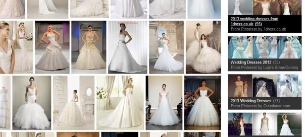 Bing Images : Pinterest, ses collections d'images intégrées