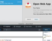 Firefox OS App Manager : Tester et déployer son app