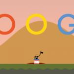 Google : Doodle André-Jacques Garnerin - Campagne