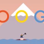 Google : Doodle André-Jacques Garnerin - Pingouin