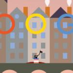 Google : Doodle André-Jacques Garnerin - Ville