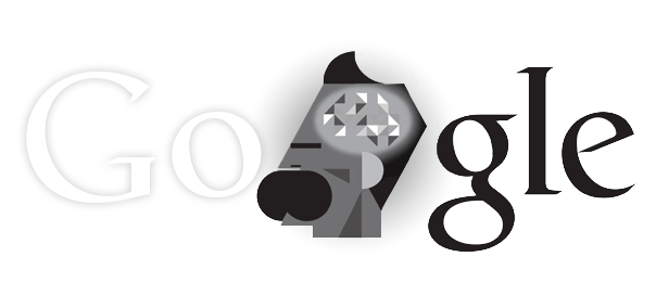 Google : Friedrich Nietzsche, le philosophe et poète en doodle