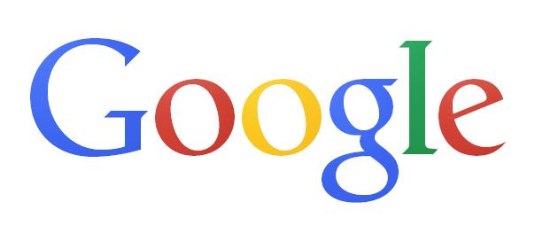 Logo Google flat design