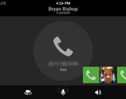 Google Hangouts iOS : Google Voice intégré à l'application