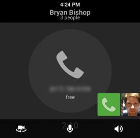 Google Voice : Vers une intégration dans Hangouts ?
