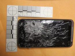 HTC Evo 3 Pare-Balles