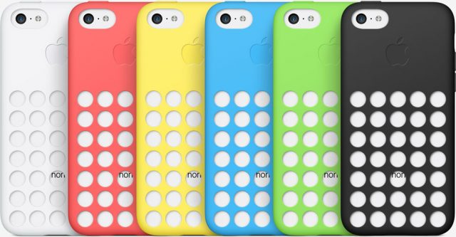 iPhone 5C : Coque couleur