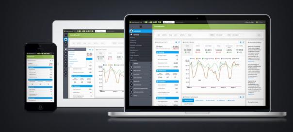 PrestaShop 1.6 : Thèmes responsives & dashboard d'activité