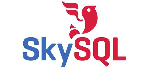 Logo SkySQL