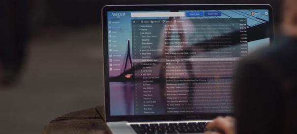 Yahoo Mail : Refonte du service mail en vidéo