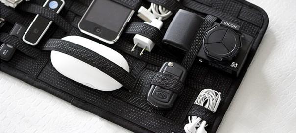 Cocoon GRID-IT : Organiseur d'accessoires pour sac