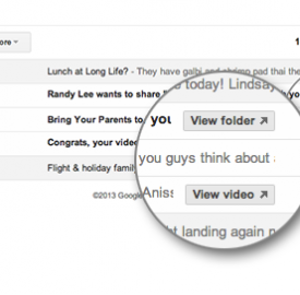 Gmail : Les actions rapides se généralisent enfin