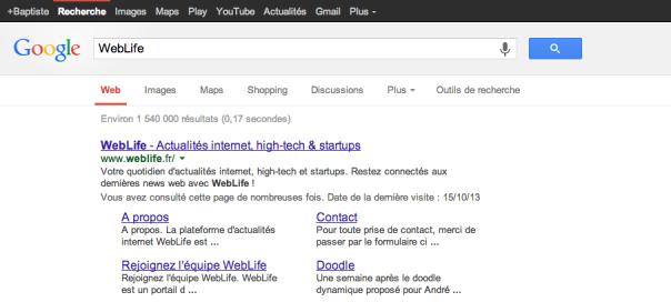 Google : Retrouver la barre noire de menu en vidéo (noj=0)