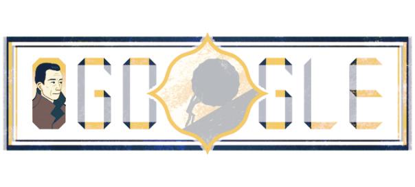 Google : Albert Camus, un centenaire en doodle animé
