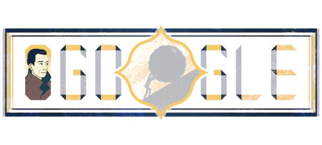 Google : Doodle Albert Camus