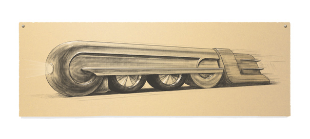 Google : Doodle Raymond Loewy
