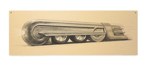 Google : Raymond Loewy, le design industriel en doodle