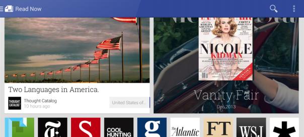 Google Play Kiosque : Actualités des journaux, magazines & blogs