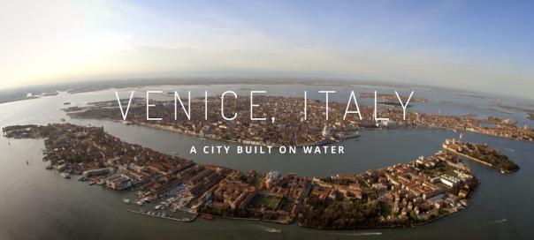 Google Street View : Venise, visiter la ville et ses canaux