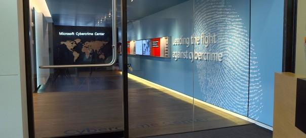 Microsoft : Centre anti-cybercriminalité futuriste lancé