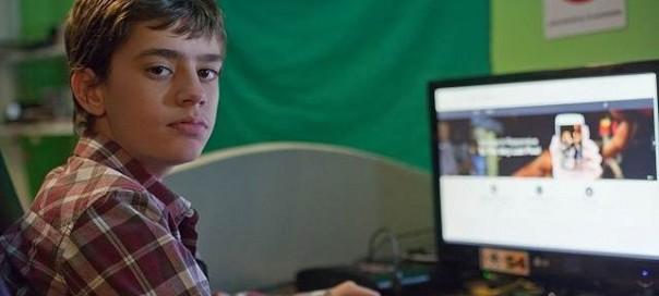 Grèce : Un garçon de 12 ans lance un concurrent à Facebook