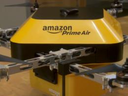 Amazon Prime Air : Drone autonome