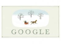 Google: Doodle de Noël